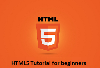 HTML5 for beginners